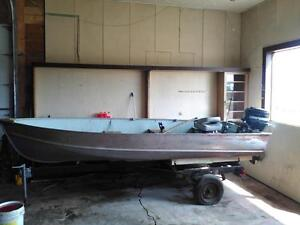 Used 1700 Lund Boat Co 16'