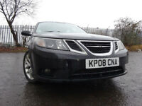 08 SAAB 9-3 TURBO VECTOR 2.0,MOT NOV 018,2 OWNERS FROM NEW,2 KEYS,FULL HISTORY,STUNNING EXAMPLE