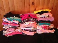 Lot of girls clothes size 18-24 months