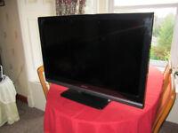 Toshiba Regza Colour LCD Television Model 37RV635D 37 inch wide screen