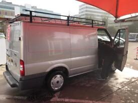 Ford transit 115 bhp trend 2010 silver