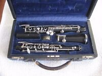 Howarth S1 Oboe 1950s No.1191 recently serviced