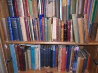 Library 600-700 books - retail c £40000 - antiquarian 17thc, scottish, non fiction etc