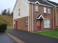 To Let 3 bedroom house in Irvinestown excellent condition