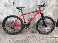 Carrera 18inch bike