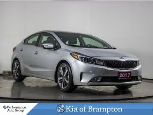 2017 Kia Forte SX. LEATHER. BLIND SPOT/LANE DEPARTURE. CAMERA