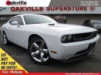 2013 Dodge Challenger SXT PLUS | 20 CHROME WHEELS | LEATHER | PU