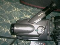 SANYO EX220P CAMCORDER FULL KIT