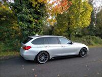 BMW, 3 SERIES, Estate, 2012, Manual, 1995 (cc), 5 doors