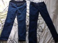 Selection of size 12 maternity clothes, barely worn. Open to offers