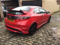Honda Civic TYPE R GT V-TEC TOP SPEC 2007
