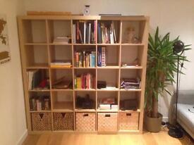 IKEA EXPEDIT - 5 X 5 Book Shelve
