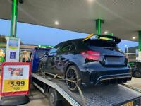 Car Recovery / transport services 24hour breakdown £25