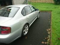 Subaru Legacy 2.5 4wd