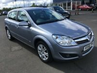(58) Vauxhall ASTRA 1.8 Design Automatic , mot-July 2019 ,only 42 k , service history,focus,golf,c4