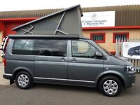 Volkswagen California 2.0 Bluemotion Tech SE DSG Camper Van