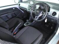 SKODA CITIGO 1.0 MPI 75 SE L 3DR ASG Auto (silver) 2016