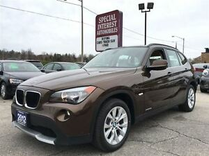 2012 BMW X1 28i DRIVE !! CLEAN CAR-PROOF (NO ACCIDENTS) !!