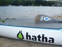 INFLATABLE PADDLE BOARD PACKAGE - BOARD, PADDLE, PUMP, BAG ETC - £399