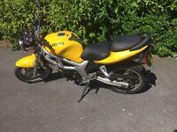 2001 Suzuki SV650 in Great Condition