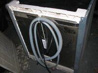 Unused Indesit DIF04 integrated dishwasher for sale