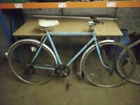 PHILIPSON VINTAGE SPECIAL BUILD ROAD BIKE