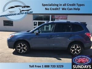 2014 Subaru Forester LEATHER 2X TOURING, SUNROOF, CALL NOW!