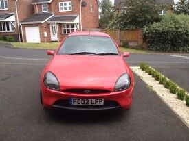 Ford Puma 2002 1.7 Petrol Bargain. IDEAL CHEAP RUNABOUT
