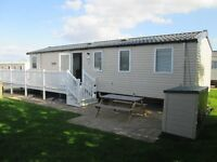 3 Bed Caravan with decking for rent / hire at Haven Craig Tara (95)