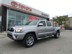 2015 Toyota Tacoma LEATHER - NAVIGATION - ONE OWNER