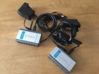 D-Link 7-Port and 4-Port USB2 Hub