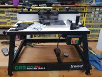 New used routers for sale gumtree new trend crtmk3 craftsman router table 240v no box greentooth Choice Image