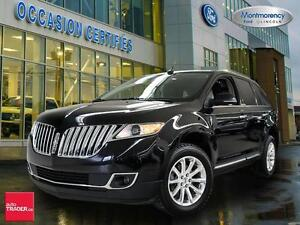 2013 Lincoln MKX PLAN D'ENTRETIEN