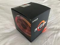 AMD Ryzen 2700X + Stock Cooler