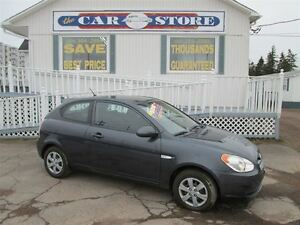 2009 Hyundai Accent SPORTY 2 DOOR HATCHBACK!! AUTOMATIC!! NEWLY