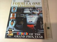 Highly collectable book,1998 Formula one yearbook