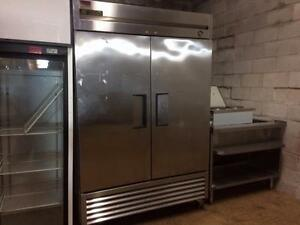 TRUE Commercial Refrigerator - T49