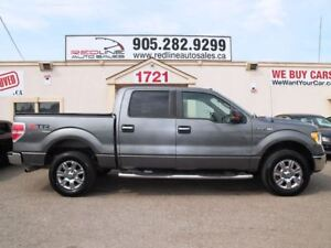 2010 Ford F-150 XLT, 4X4, WE APPROVE ALL CREDIT