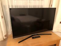"Samsung 40"" full hd led tv. Very slim. Excellent condition.fully working.£230 NO OFFERS.CAN DELIVER"