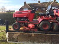 Westwood t1600 ride on mower spares or repair