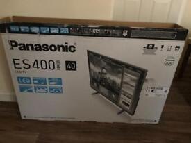"Pansonic 40"" HD LED Smart TV"