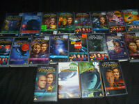 60 STAR TREK VIDEO VHS TAPES JOB LOT