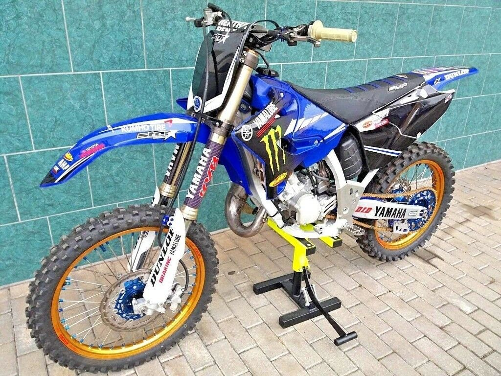 Yamaha Yz 125 2017 Very Fast Bike In Reading Berkshire Gumtree