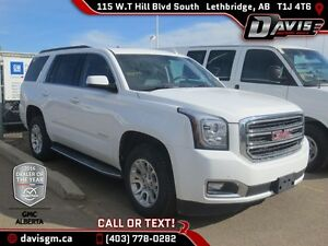 Used 2016 GMC Yukon SLT-7 Passenger, Heated/Cooled-Sunroof
