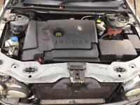 Jaguar x type 2.0l Diesel engine complete with all anhillaries from 2004