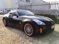 2007 NISSAN 350Z 3.5v6 GT PACK *** SAT NAV *** STUNNING CAR MUST SEE ***