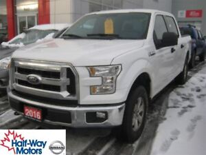 2016 Ford F-150 XLT | $249 bi-weekly! | Former Daily Rental