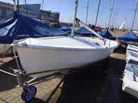 Wayfarer world - 2007 - sailing dinghy