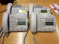 4x BT Feature line Telephone hand sets