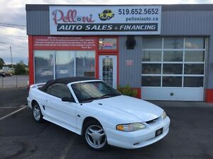 1995 Ford Mustang GT 5.0L V8 CONVERTIBLE 5 SPEED